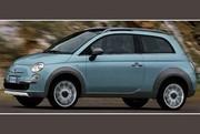 Une version mini SUV de la Fiat 500 pour 2010 ?
