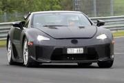 Lexus LF-A : L'Arlésienne est de retour !