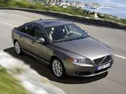 Plus de puissance pour le moteur compatible E85 des Volvo V70 et S80