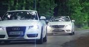 Essai Mercedes E 350 CDI Coupé contre Audi A5 3.0 V6 TDI Quattro : L'élégance en prime