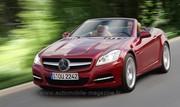 Restylage Mercedes SLK : Le renouveau du petit roadster