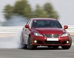 Essai Lexus IS-F : Taxée de sportive !