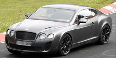 Bentley Continental Supersports : insolente anglaise