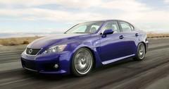 Lexus IS-F : La BMW M3 dans la collimateur