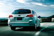 Subaru Legacy Touring Wagon : La Legacy s'offre un break