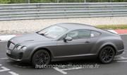 Bentley Continental Supersports : Ça roule pour elle!