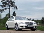 Essai Mercedes Classe S 400 Hybrid : la berline de luxe essence la plus économique et écologique au monde ?