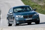 BMW GT 530d : Place à la série