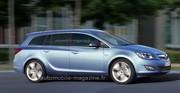 Opel Astra Sports Tourer : Per aspera ad Astra