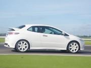 Nouvelle Honda Civic Type R : plaisir intact