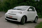 Essai Toyota iQ : Conquête urbaine !