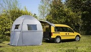 Opel Combo Tour : Le camping selon Opel pour un euro de plus