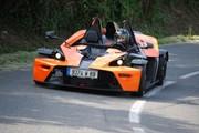 Essai KTM X-Bow : Orange sanguine