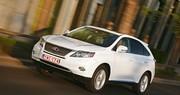 Essai Lexus RX450h : l'hybride de référence