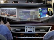 Mercedes : Internet sera bientôt incontournable en voiture