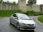 Essai Honda Civic 2009 : Ajustements