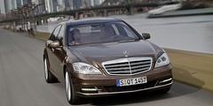Essai Mercedes S 600L
