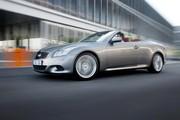 Infiniti G37 Cabrio : Une sportive correctement équipée