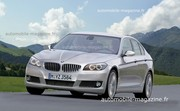 BMW Série 3 2012 : Sobrement sport