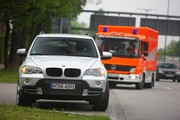 BMW Emergency Stop Assistant