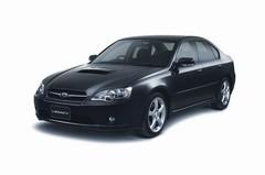 Subaru Legacy : 20 ans de bons et loyaux services !