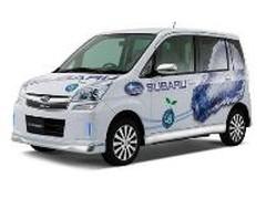 Subaru lance la production de sa Stella EV électrique