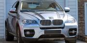 BMW X6 hybride 2009 : le géant vert