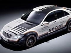 ESF 2009 Concept : quand Mercedes conjugue sécurité et environnement