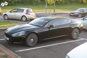 L'Aston Martin Rapide sans camouflage : Les premières photos