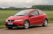 Essai Honda Civic 2009 : quelques retouches, des chevaux en plus et un autobloquant