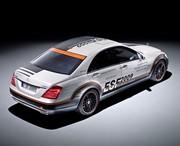 Mercedes-Benz ESF (2009) : La voiture airbag
