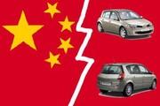 La Chine se paye Renault : Laguna, Mégane, Scénic interdits à la vente