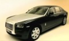 Rolls-Royce Ghost : première vidéo officielle de la ''Baby Rolls''
