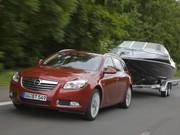 L'Opel Insignia et sa remorque, l'atout vacances
