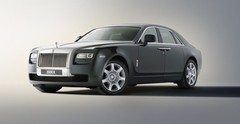Suspensions à air pour la Rolls-Royce Ghost