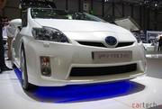 La Prius III loin d'être une référence en matière de rejets polluants