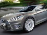 Le coupé quatre portes de Ford attendu l'an prochain