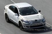 Renault Fluence : La Mégane prend du coffre