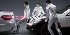 Mercedes ESF : obsession sécuritaire