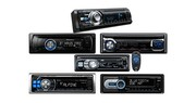 Six autoradios Bluetooth 2009