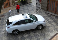 Essai Lexus RX 450h Pack Président : : Bonne conscience