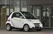 Smart prêt à débuter la production de la Fortwo électrique