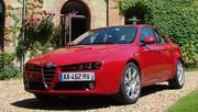 Essai Alfa Romeo 159 1750 TBi: retour dans le futur
