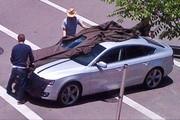 L'Audi A5 Sportback démasquée : Un nouveau cliché sans camouflage