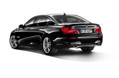 BMW Série 7 année modèle 2010