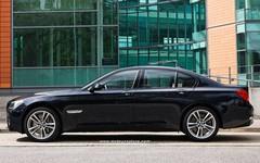 BMW 740d : propre et puissante