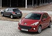 Peugeot 207 - Une calandre toute neuve ! : Commercialisation prévue pour août