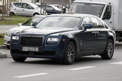 Rolls-Royce Ghost : Surprise sans camouflage !