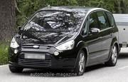 Ford S-Max restylée : Coup de jeune en vue