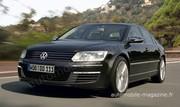 Volkswagen Phaeton restylée : Retour aux affaires